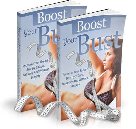 Increase Breast Size without Surgery